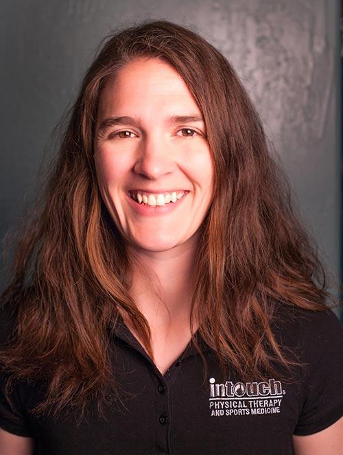 Physical Therapist Christine Fletcher